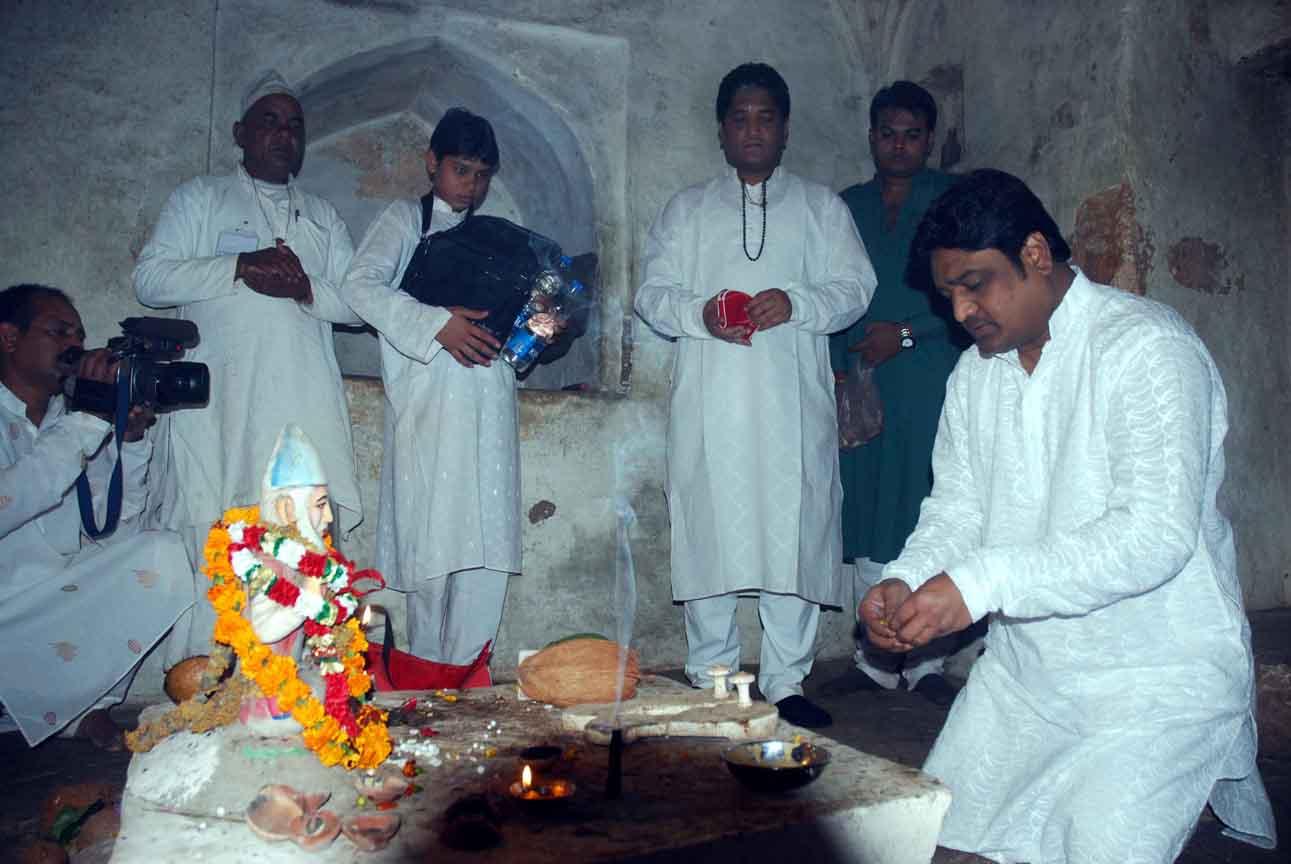 Panth Shri Hujur Prakash Muni Naam Saheb