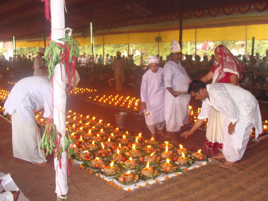 गुरुबथान चौका आरती-२००९