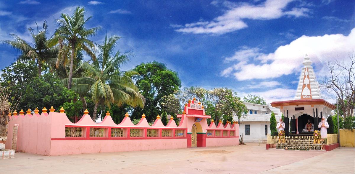 समाधी मन्दिर स्थल